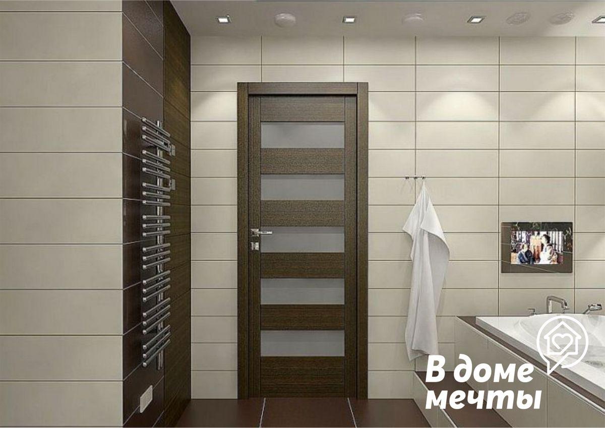 Какие двери выбирать для ванной, чтобы они прослужили долго