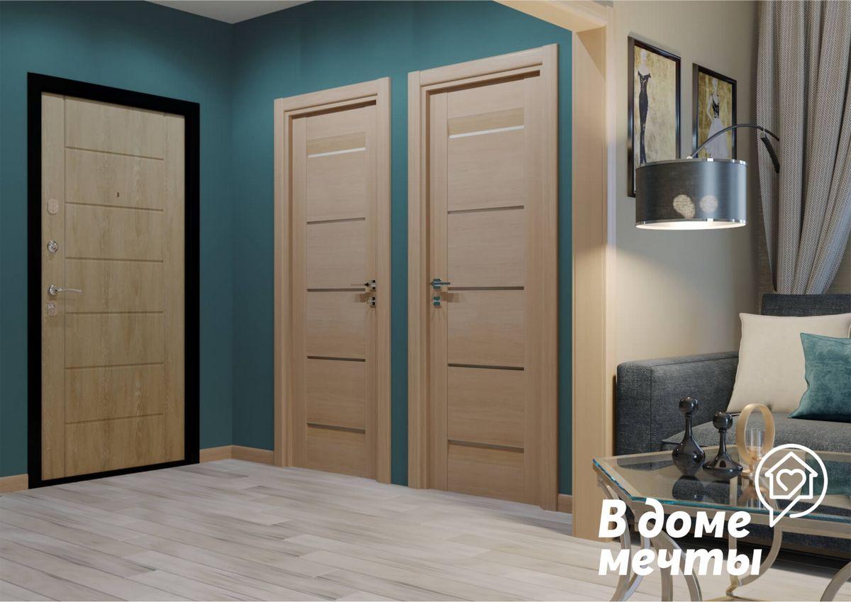 Какие двери нужно выбирать для ванной комнаты