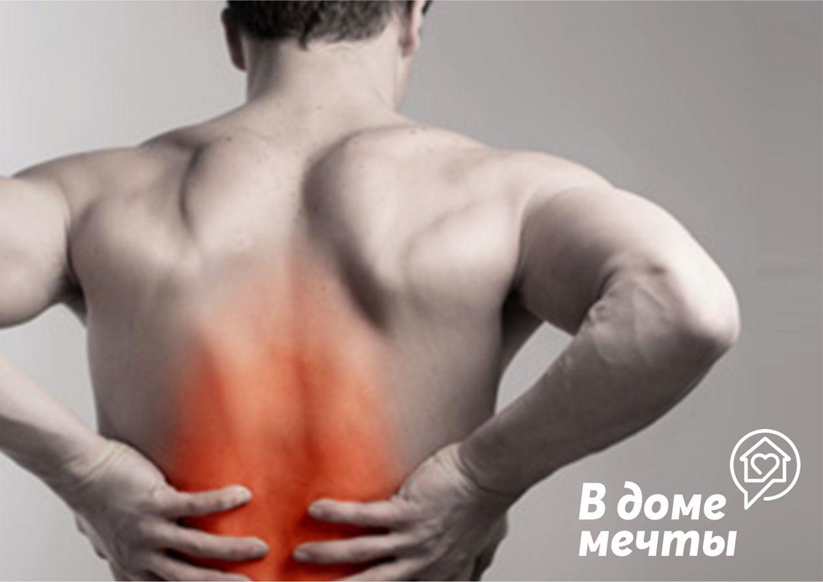 Снять мышечную боль