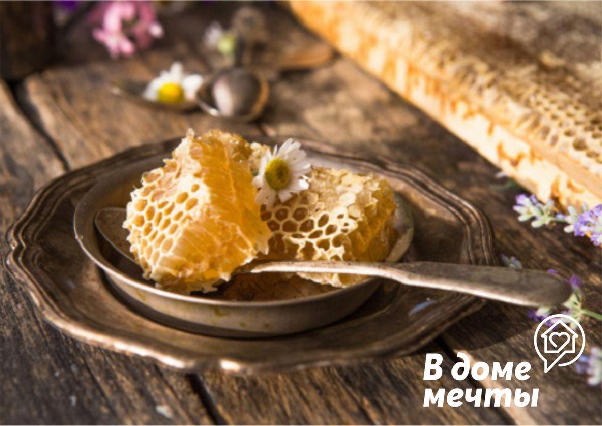 Храните мёд правильно и у вас под рукой всегда будет вкусный и невероятно полезный десерт