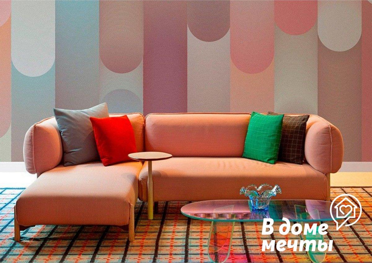 Какие эффекты создает в интерьере цветная мебель?