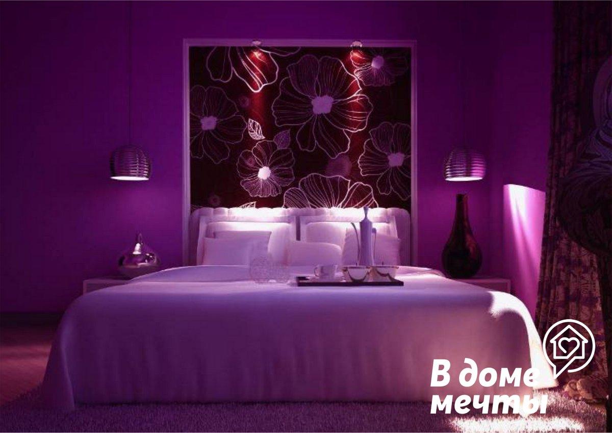 Каким цветом стоит покрасить стены в спальне