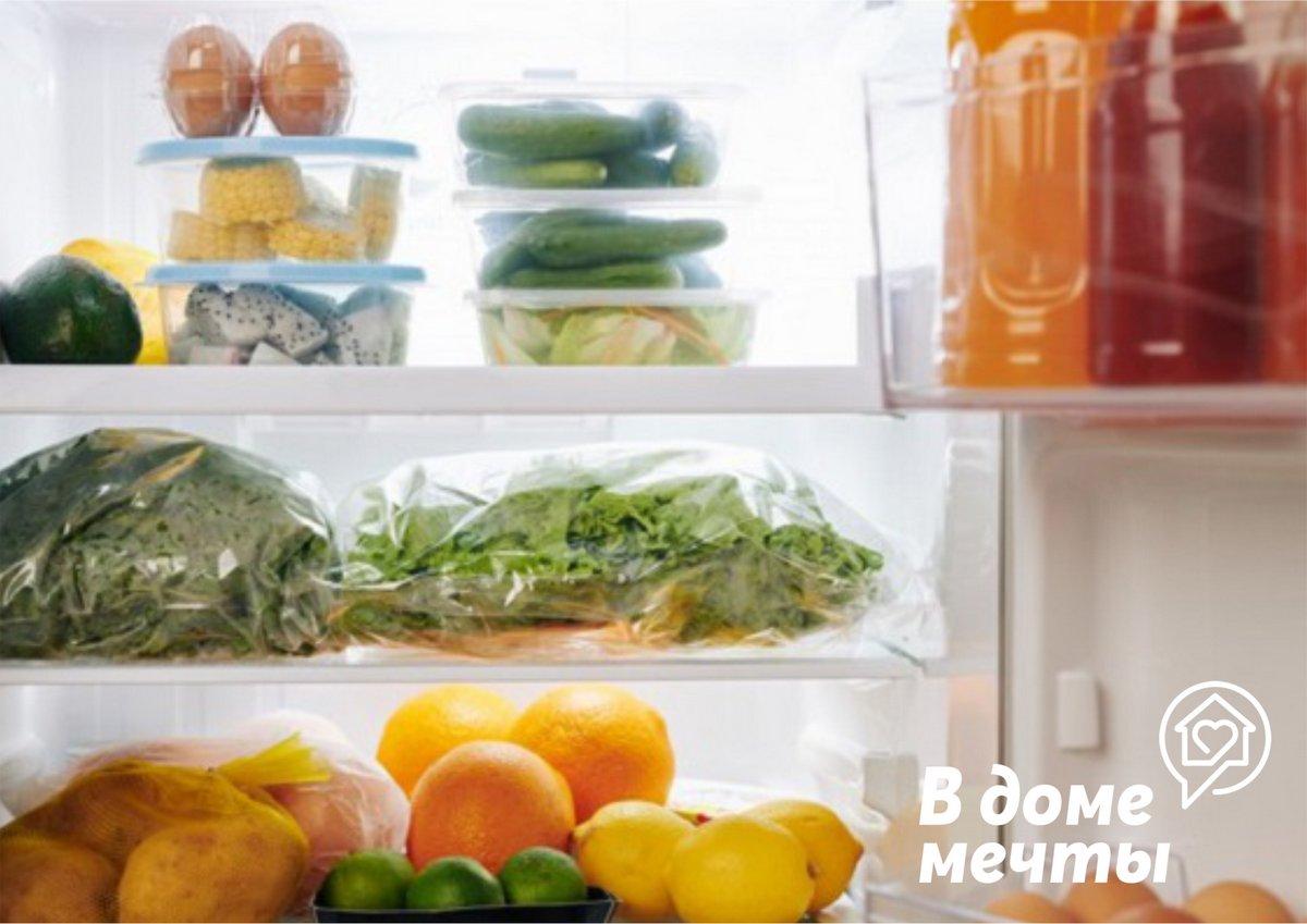 Как избежать появления неприятного запаха в холодильнике