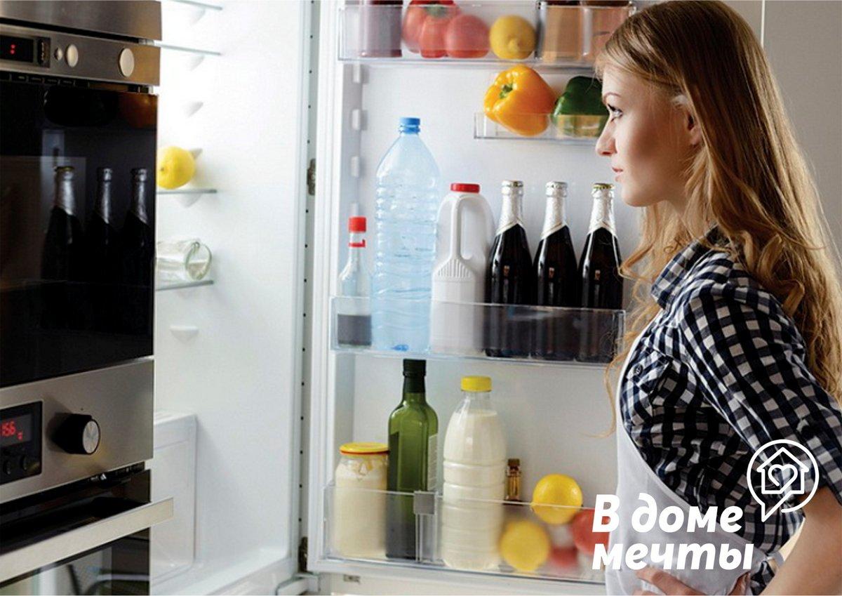 Как нейтрализовать посторонние запахи в холодильной камере