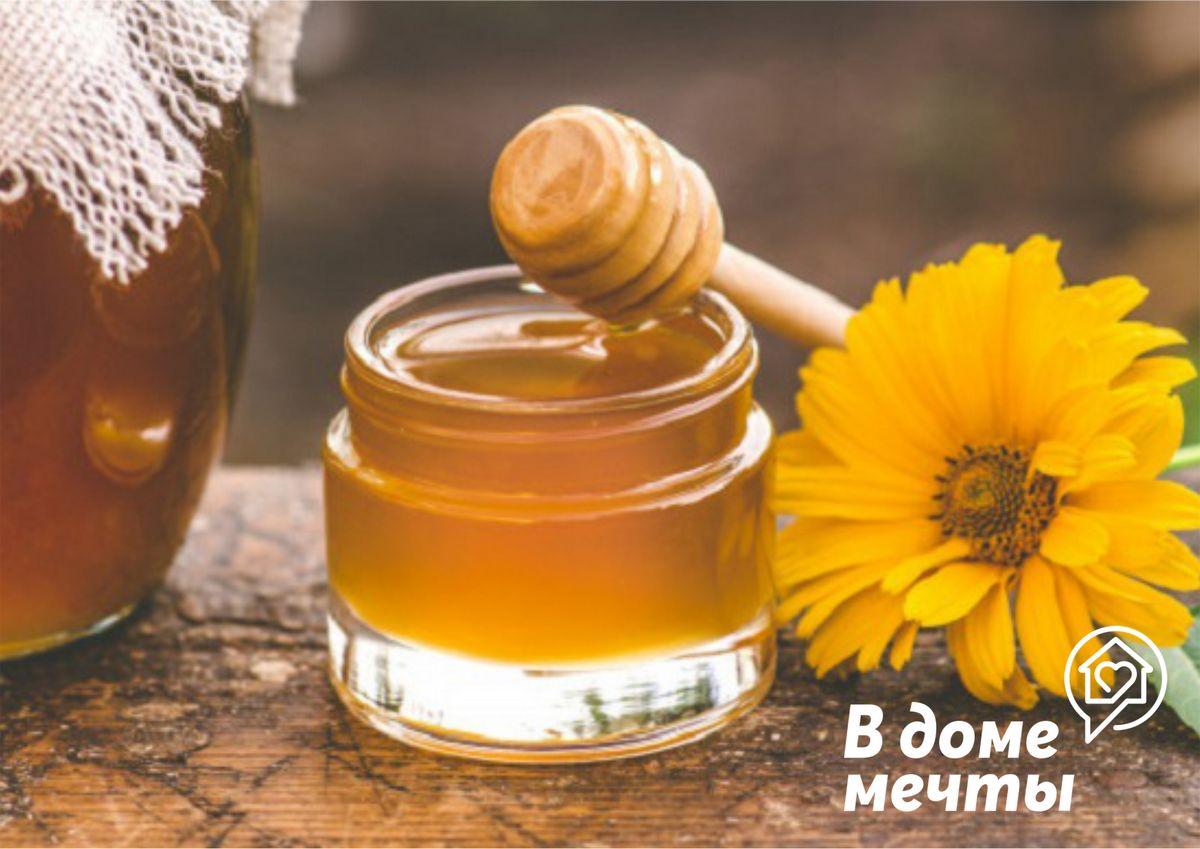 Мед нужно хранить подальше от продуктов с резким запахом