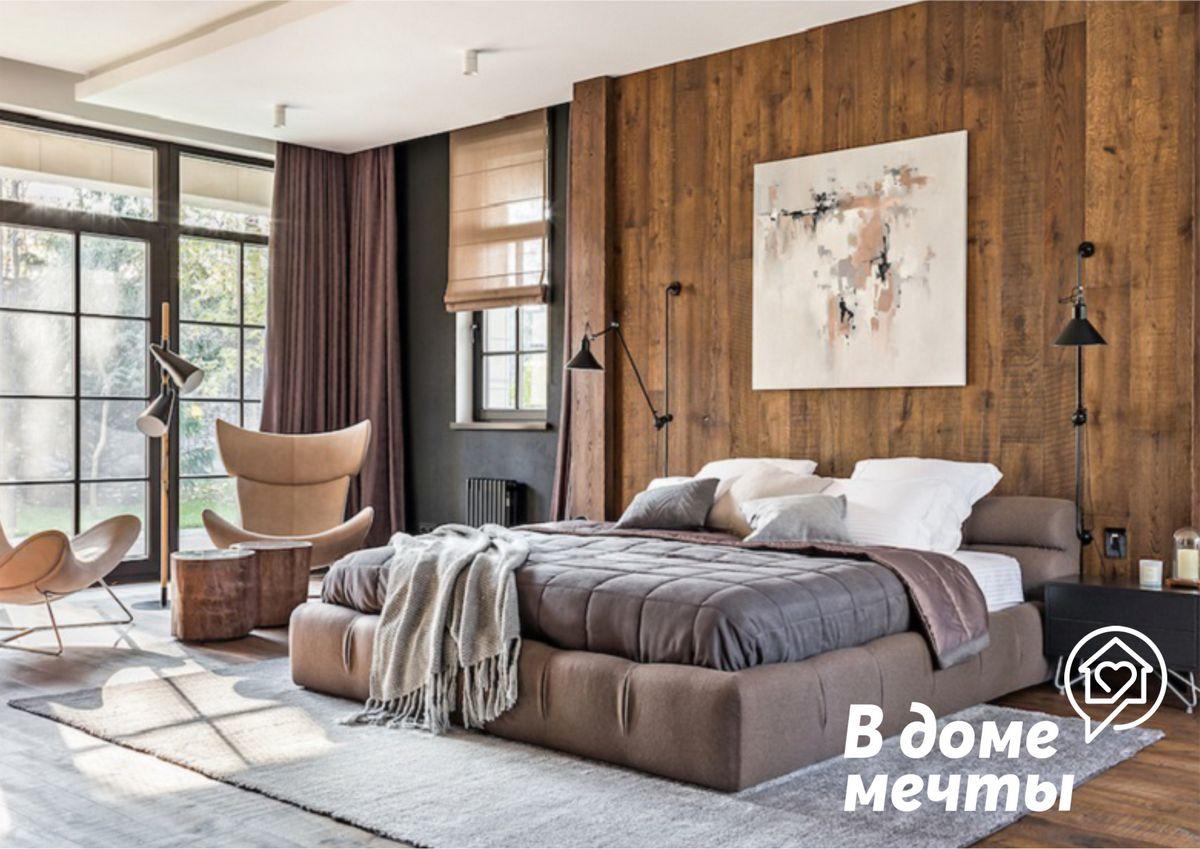 Освещение в прикроватной зоне спальни: пять лучших вариантов