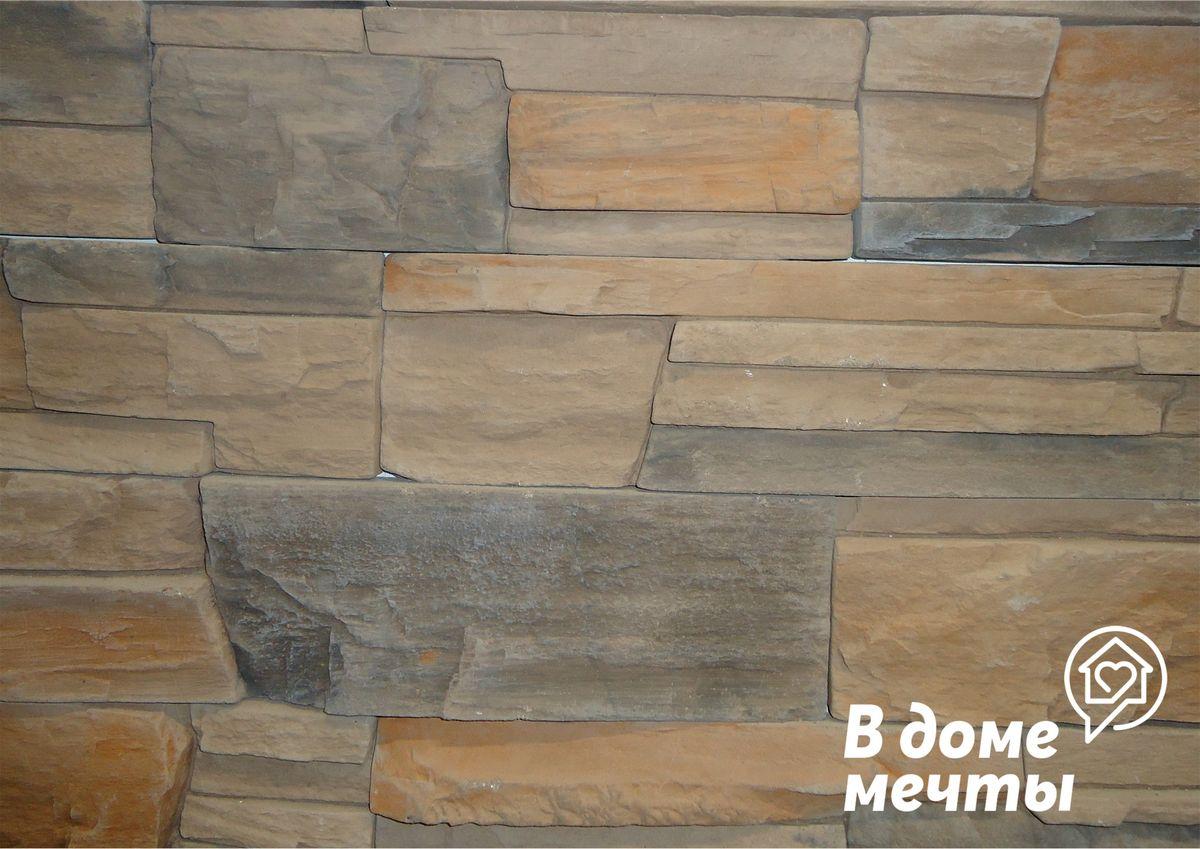 Как отделать стены декоративными камнями?