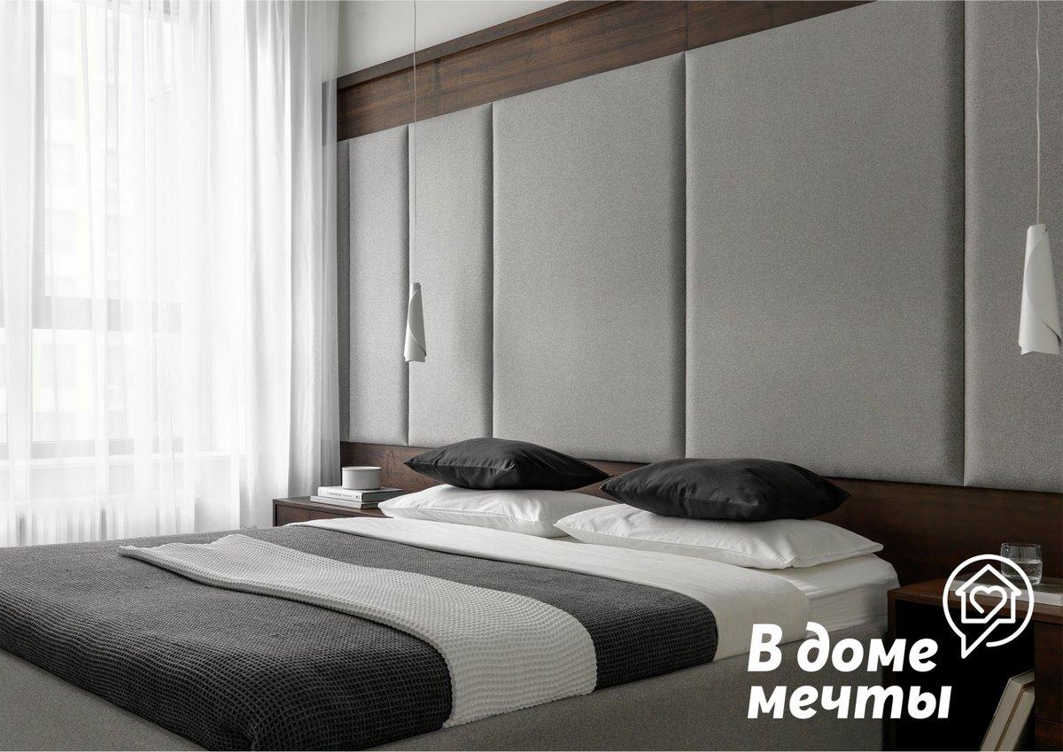 Оформление изголовья кровати: особенности и примеры