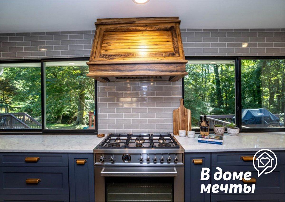 Выбираем кухонную вытяжку: разновидности и дизайн