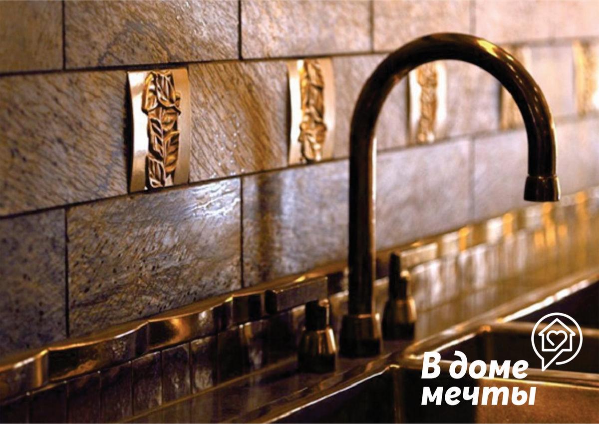 Изделия из латуни как декор: эффективное использование в интерьере