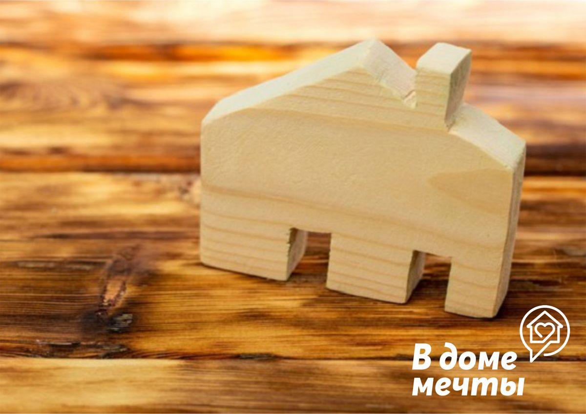 Чтобы дом из бруса служил долго: как ухаживать за постройкой из древесных материалов