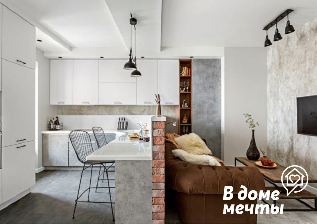 Кухонные глянцевые фасады: нюансы выбора и основы качественного ухода