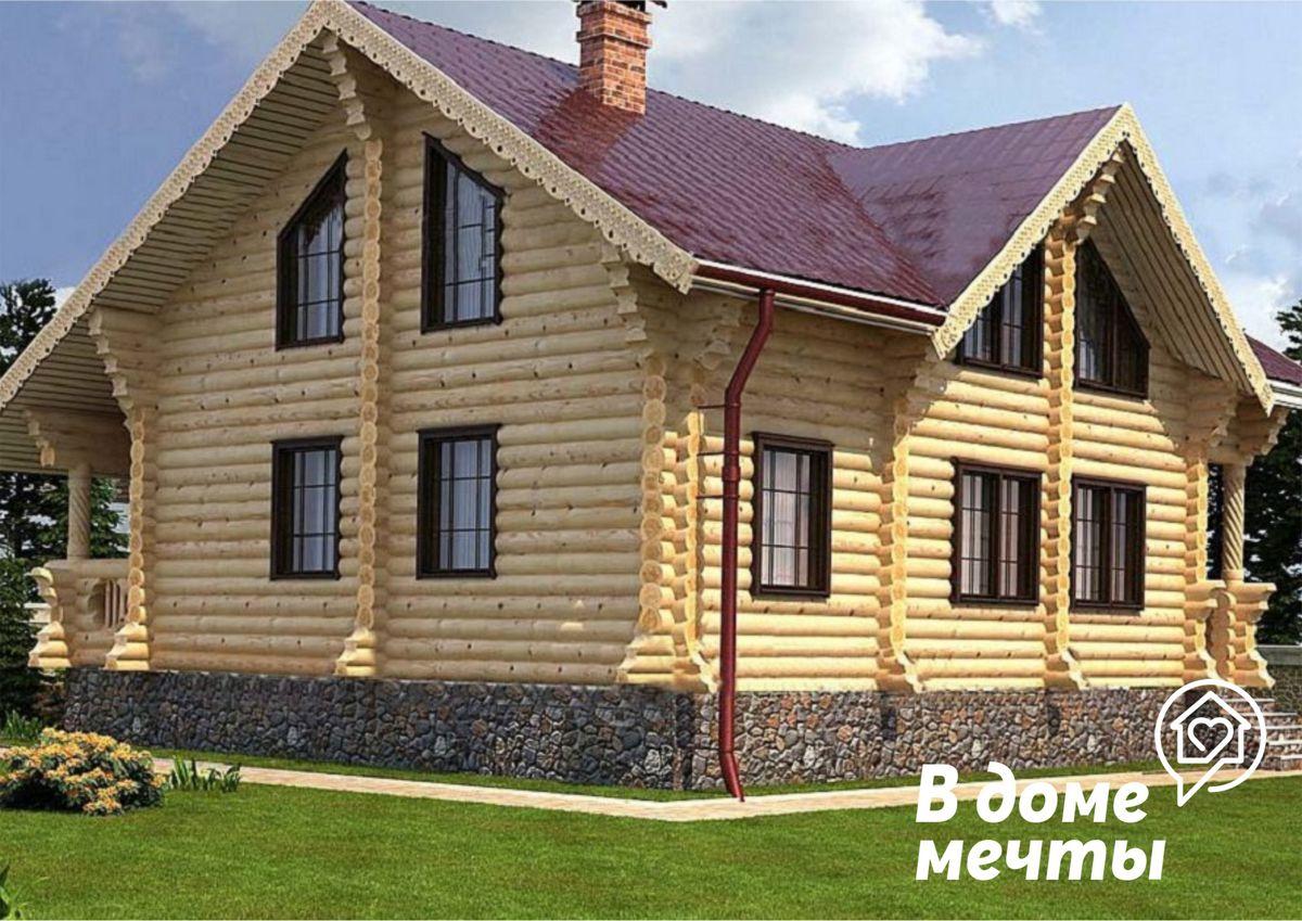 Комплексный уход за деревянными стенами