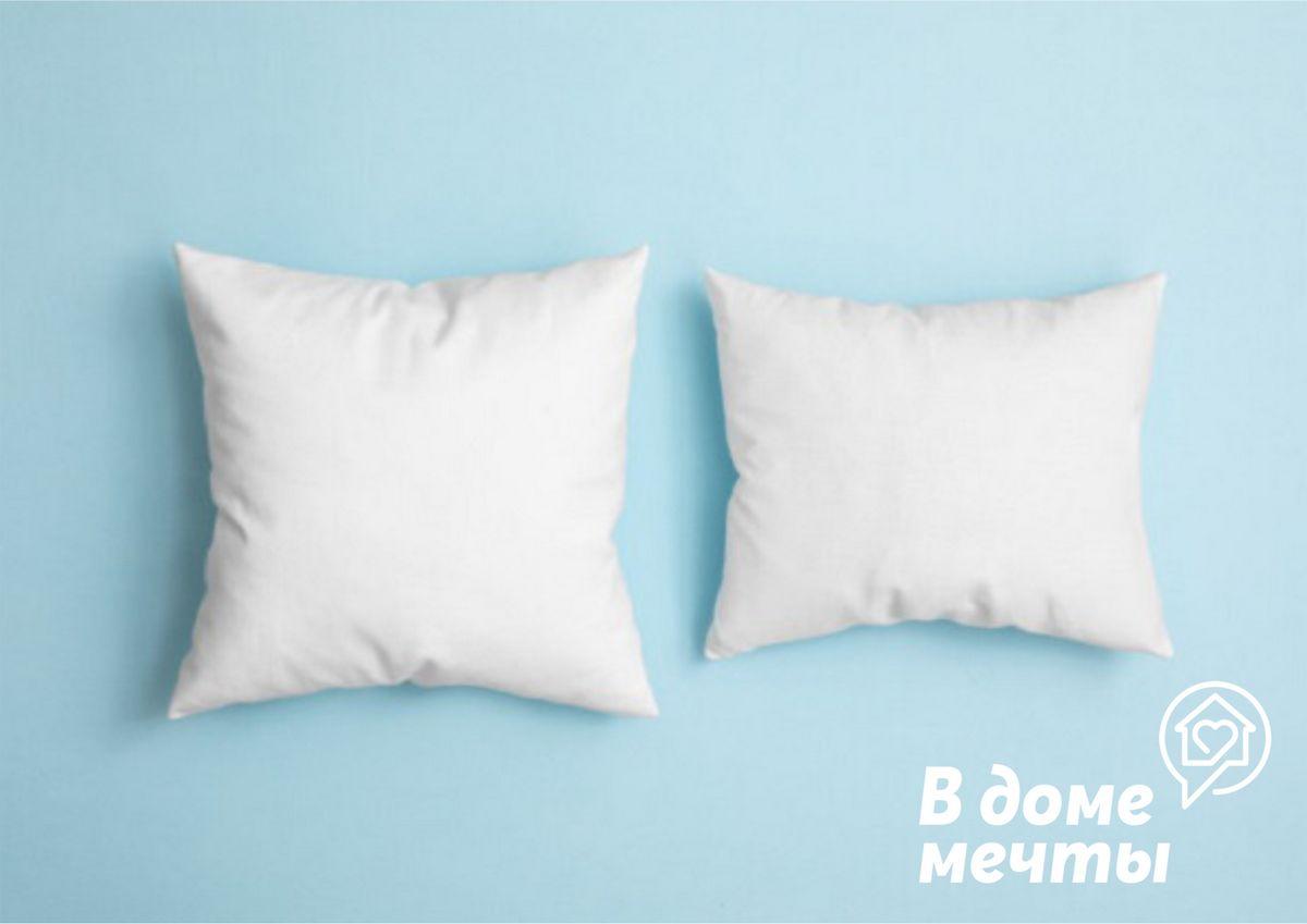 Как почистить подушку: топ-3 способа