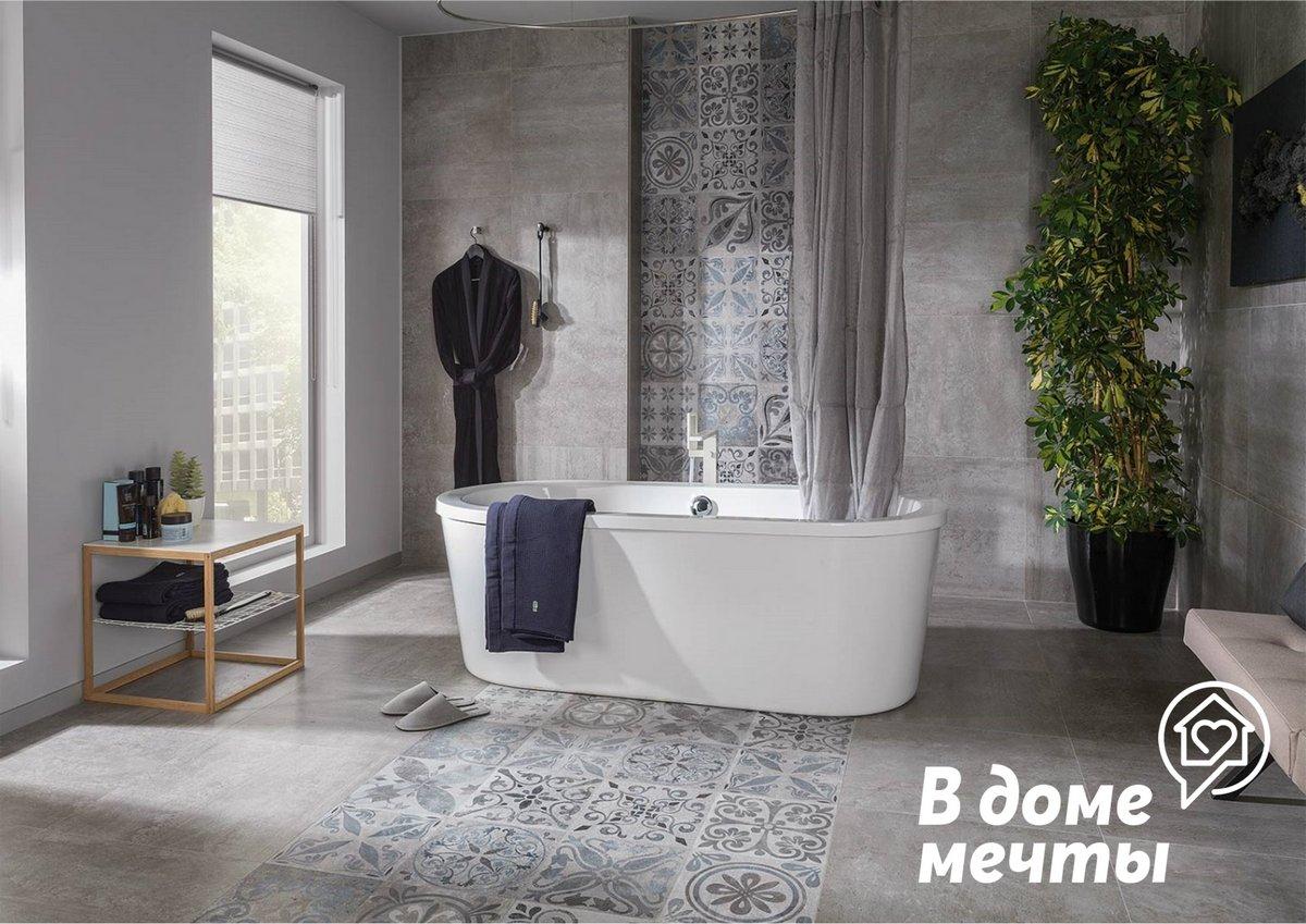 Декорирование ванной комнаты: как сделать помещение стильным, эстетичным и уютным