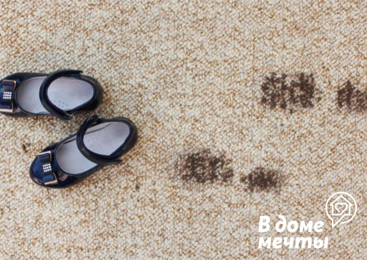 Восемь лайфхаков для удаления пятен с коврового покрытия