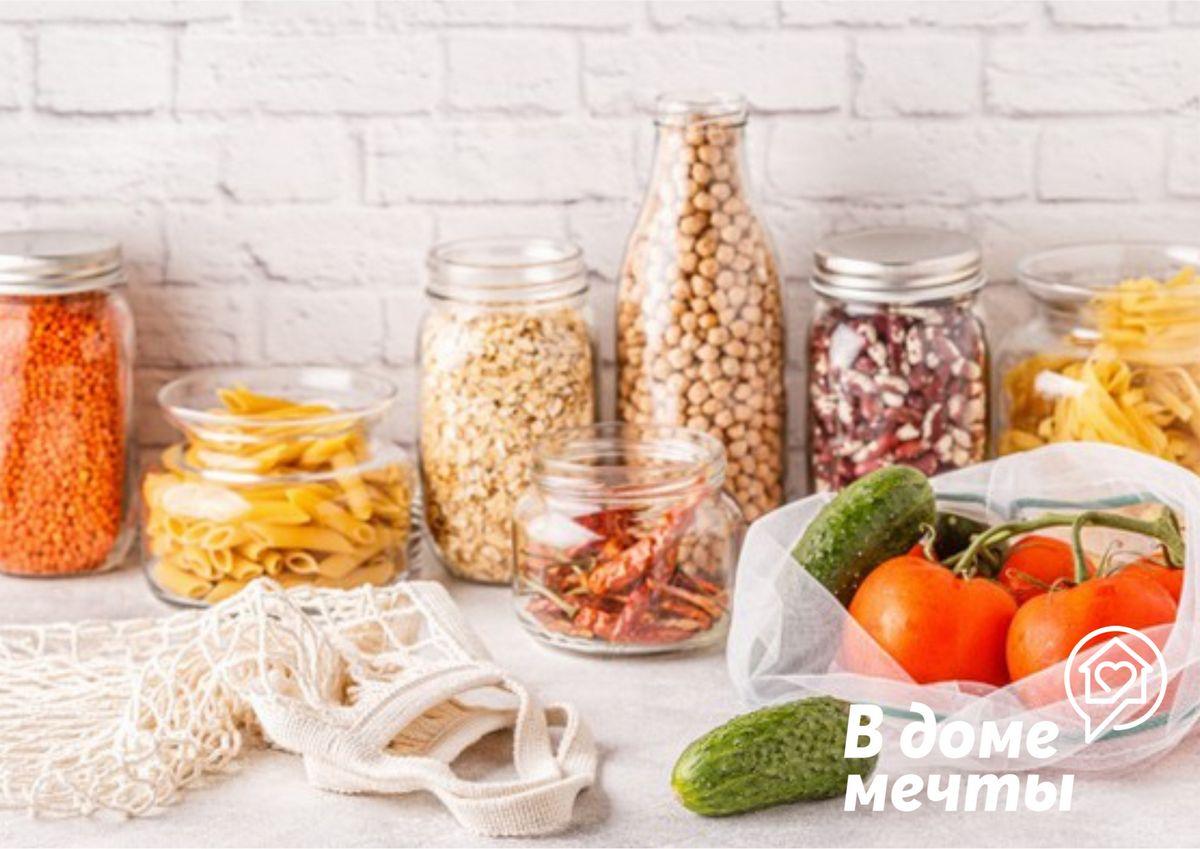 Как продлить свежесть продуктов, чтобы ничего не выбрасывать