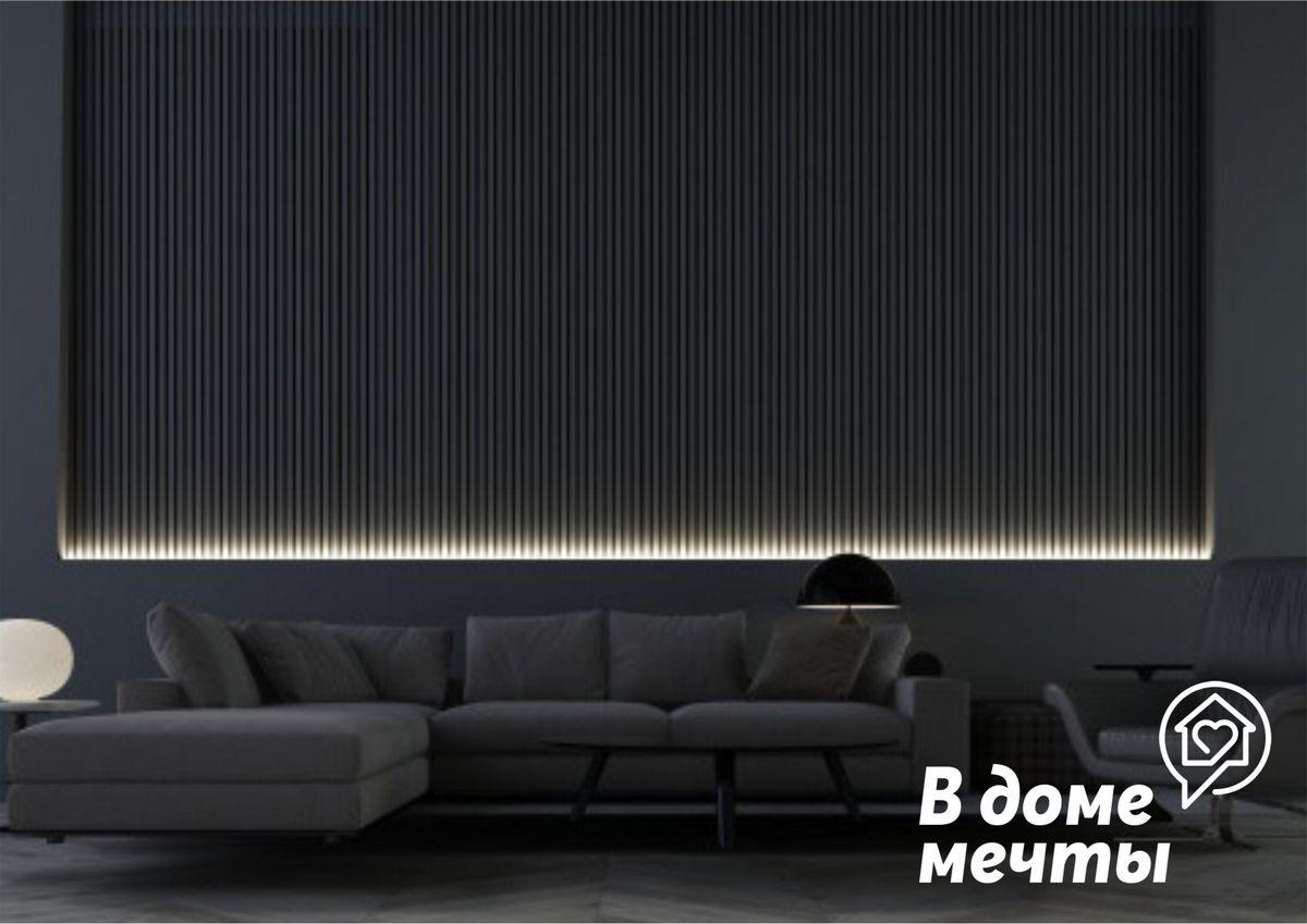 Лучшие варианты сочетаний для черной стены в интерьере: топ-10 решений