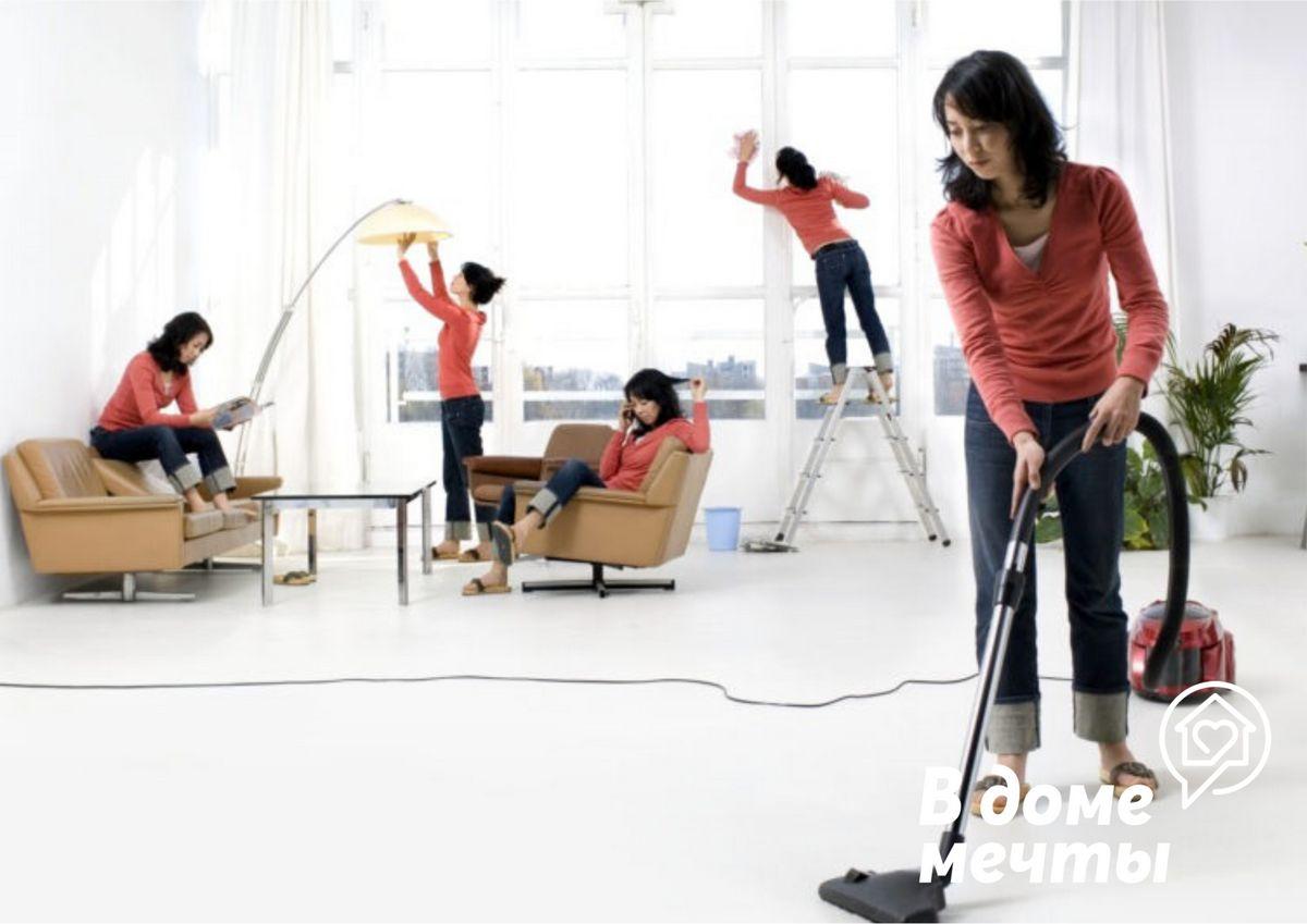 Топ-8 лайфхаков, которые облегчат уборку в доме