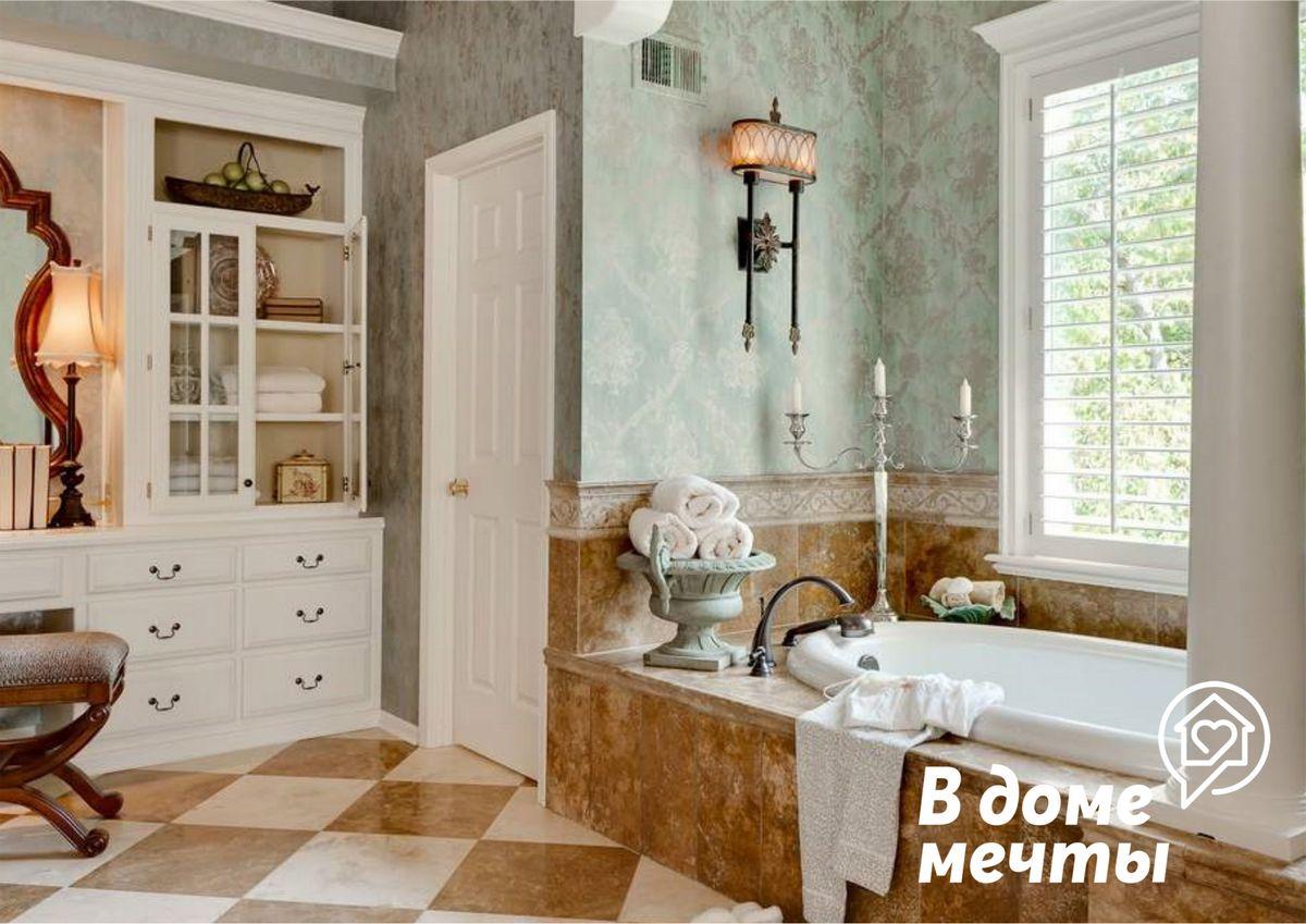 Как стильно оформить ванную комнату: семь эстетичных и актуальных приемов