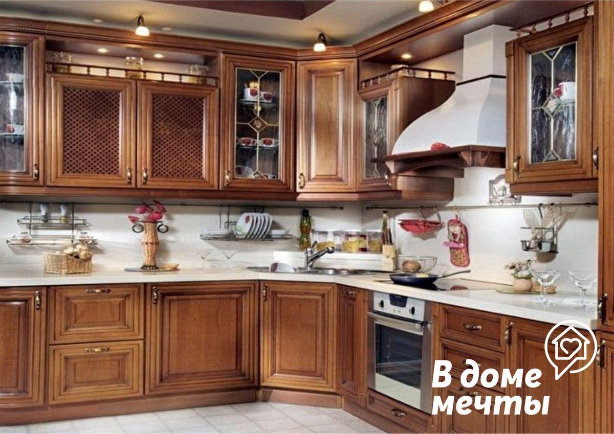 Коричневые оттенки в кухонном интерьере: преимущества и нюансы использования