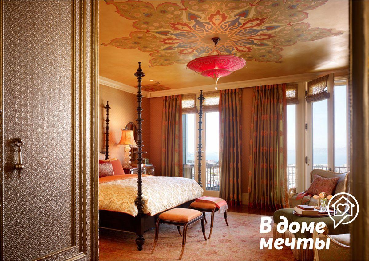 Буйство красок и арабских мотивов: все особенности марокканского восточного стиля