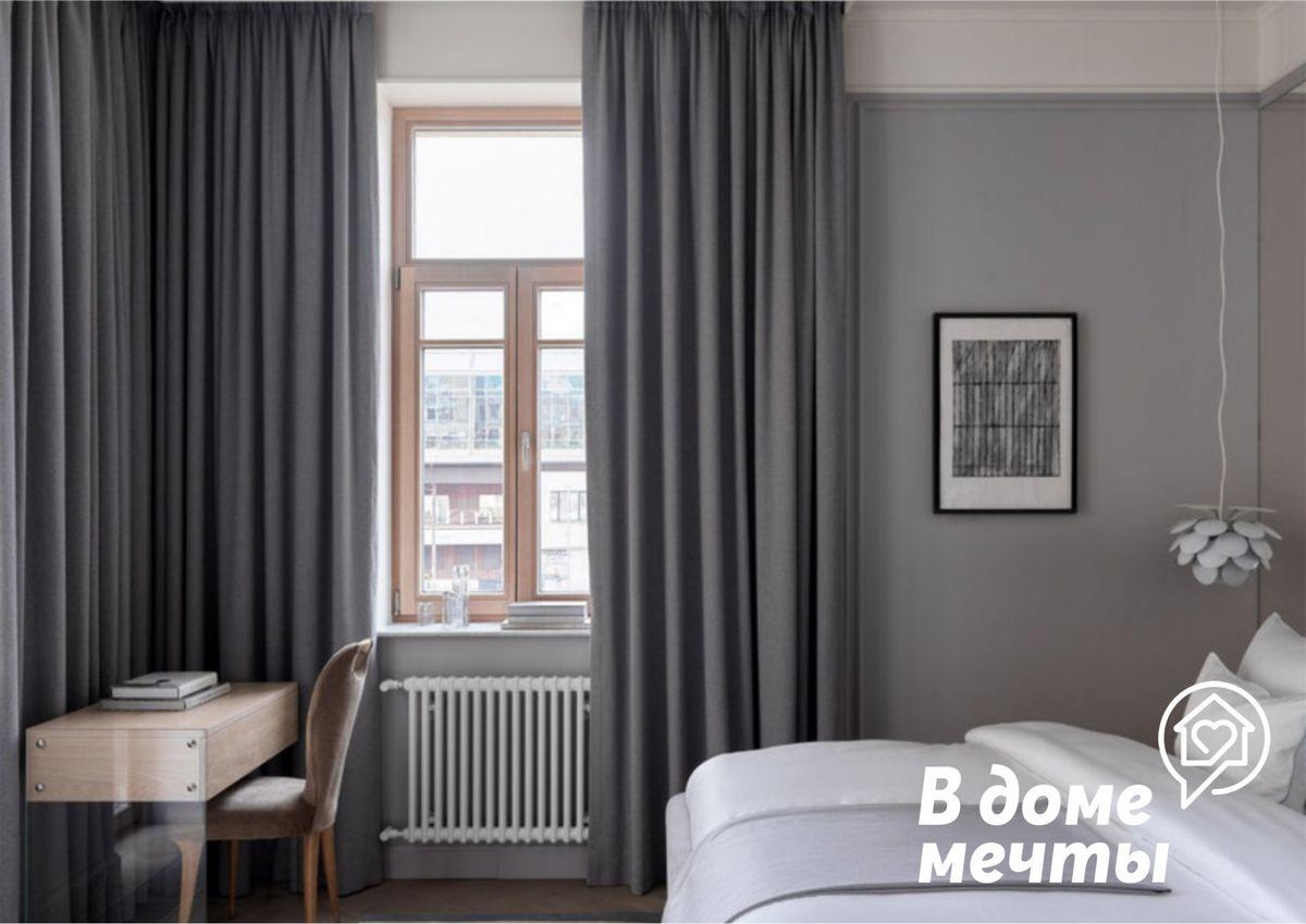 Как легко и качественно постирать домашние шторы
