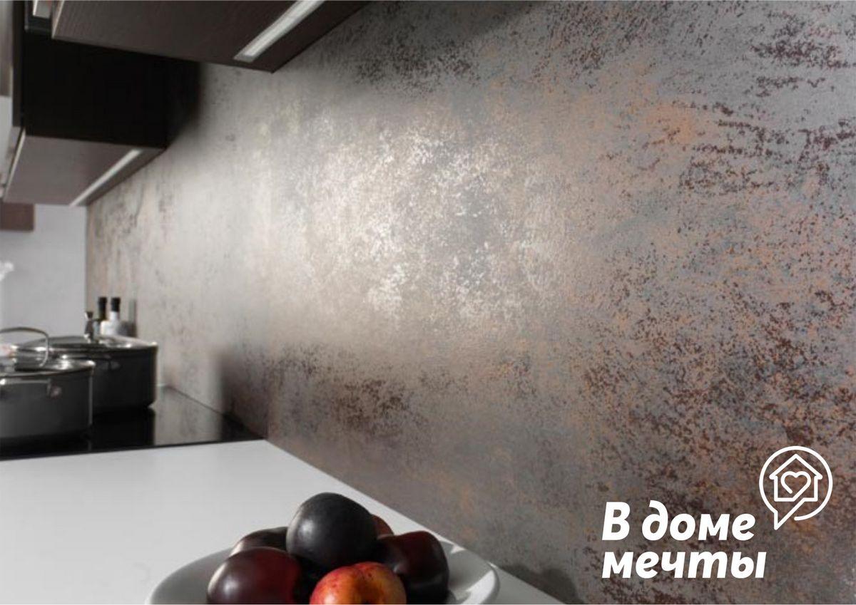 Особенности облицовки кухонного фартука: восемь оригинальных материалов