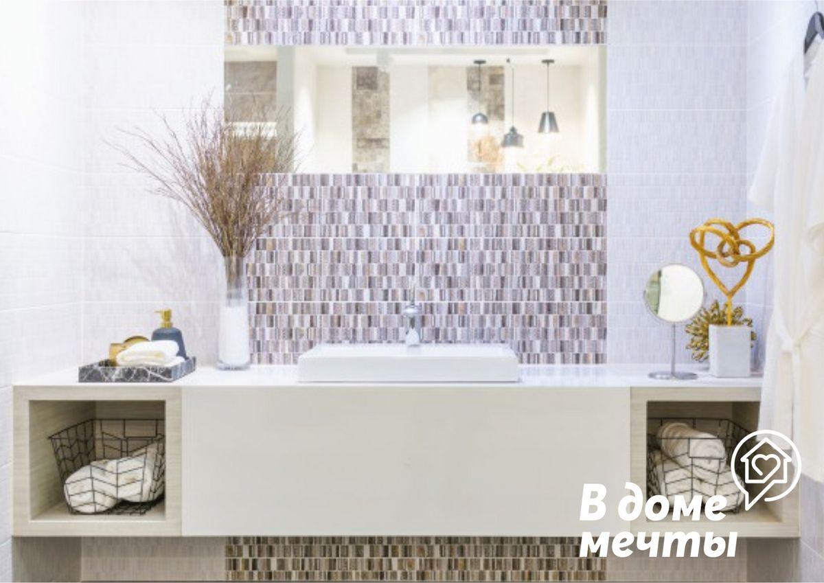 Декорирование ванной комнаты: топ-7 стильных атрибутов