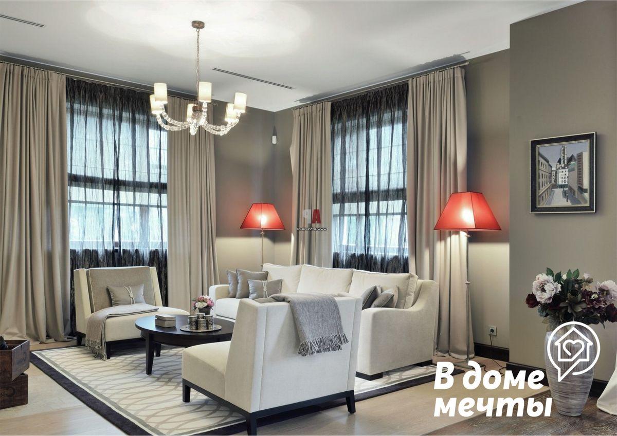 Базовые шторы: пять вариантов, которые подойдут для любого интерьера