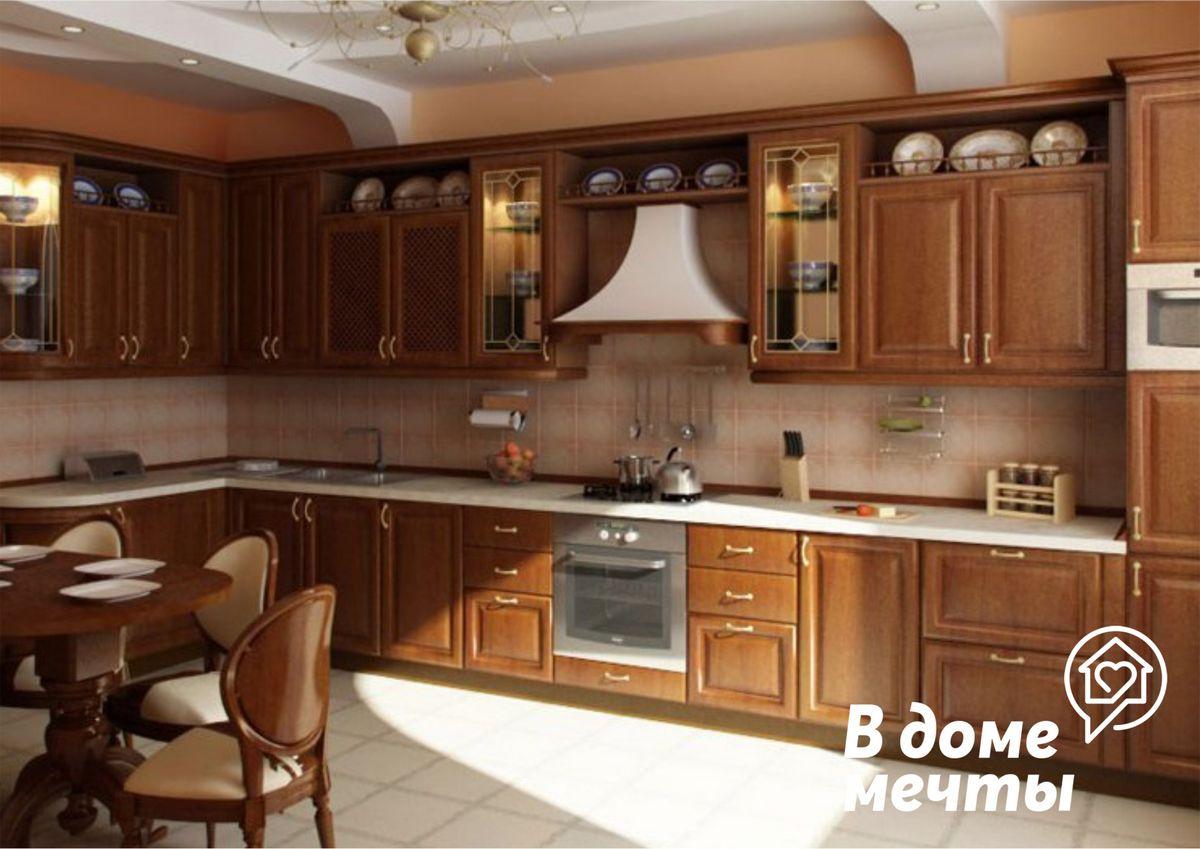 Преимущества использования коричневых тонов в оформлении кухни