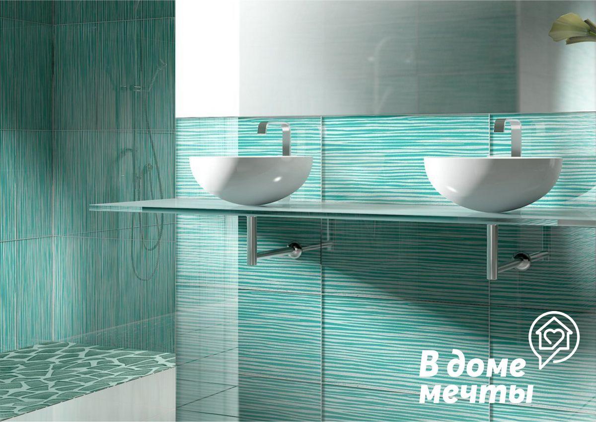 Идеальный материал для отделки стен и пола найден! Стеклянная плитка – изысканное дополнение современного интерьера