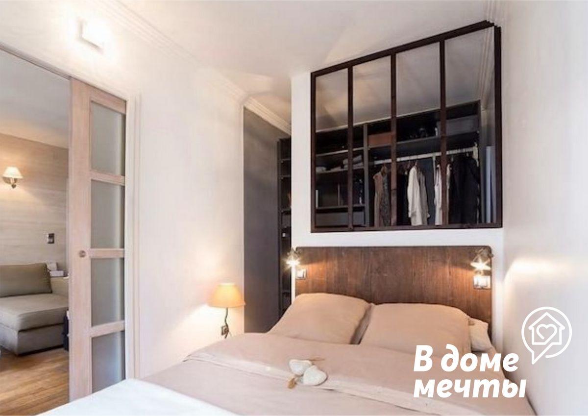 Как сделать из маленькой спальни шикарные апартаменты: выбираем мебель и цвет отделки