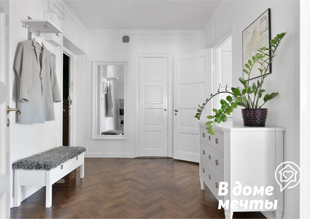 Узкая и длинная прихожая в квартире? Не беда! Пять способов эффективно и эстетично расширить помещение без дизайнера!