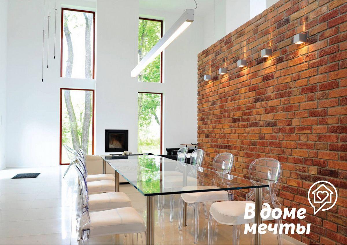 Хотите красиво оформить дом внутри и снаружи? Тогда вам понадобится клинкерная плитка!