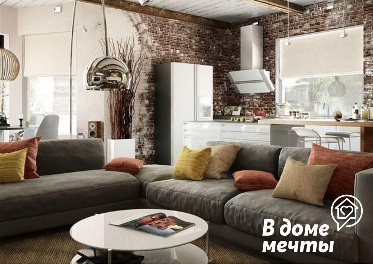 Особенности стиля гранж: от мебели до отделки стен