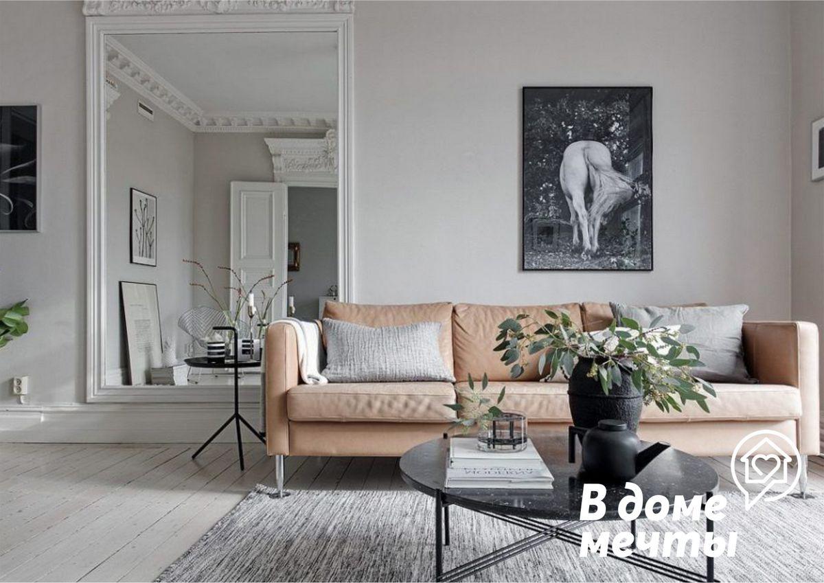 Все оттенки серого в дизайне интерьера: как эффективно использовать серый цвет в оформлении дома