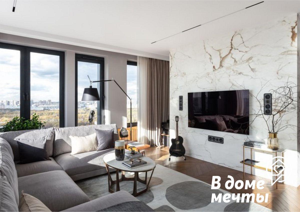 Светлая комната в доме: шесть дизайнерских приемов, которые сделают интерьер намного светлее