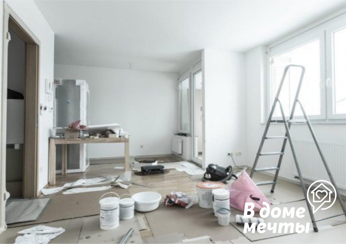 Самые важные ремонтные работы в доме