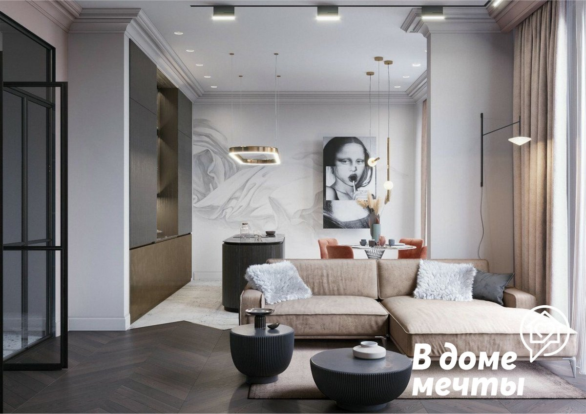 Чтобы ваш интерьер выглядел стильно, никогда не совершайте этих ошибок во время косметического ремонта в доме!