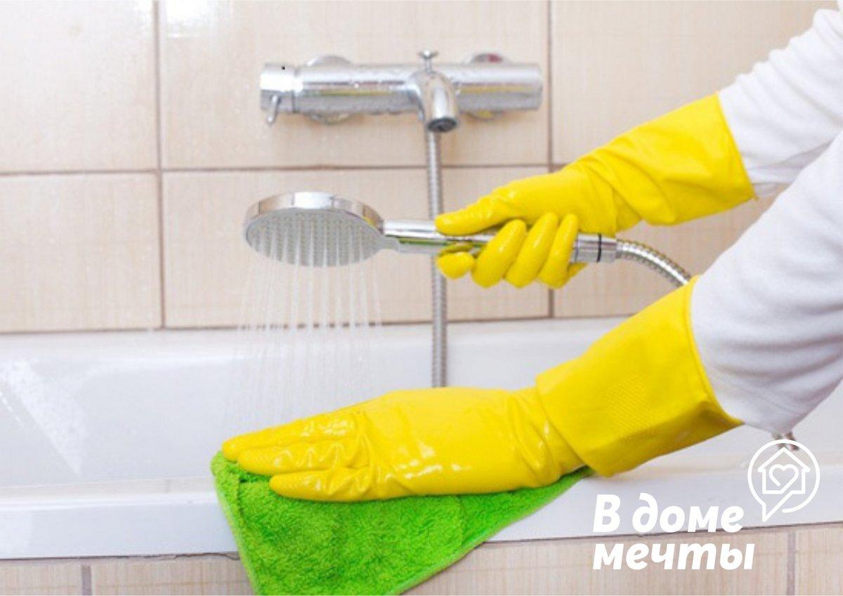 Топ-5 способов отмыть налет на ванне без химикатов