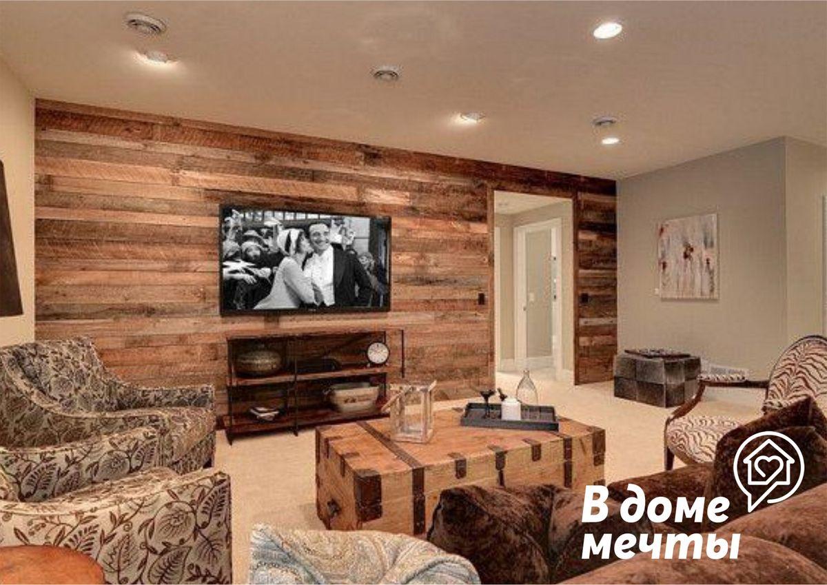 Внутренняя отделка дома деревом - стильная новинка для любой комнаты! Самые практичные древесные материалы для обшивки стен