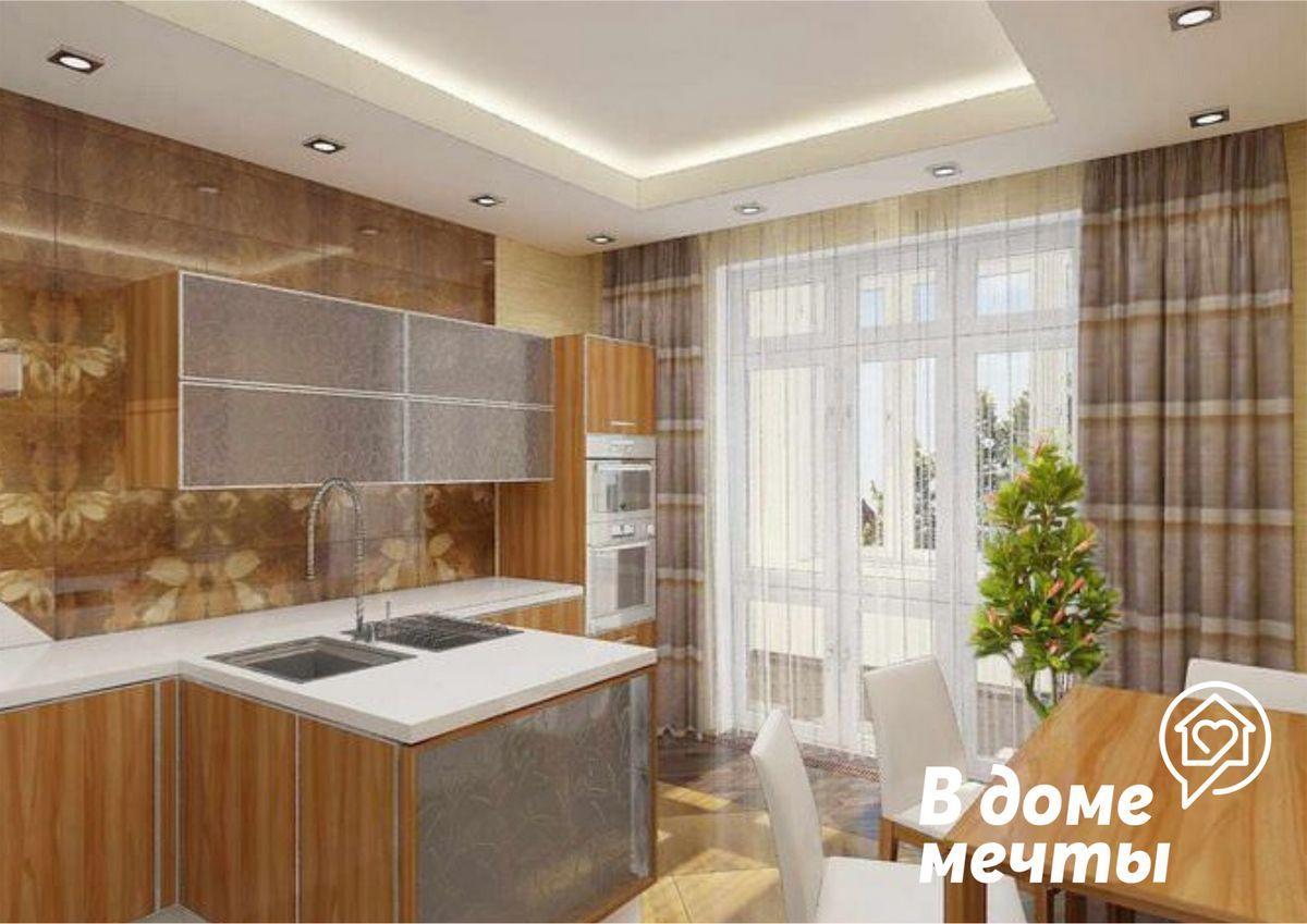 Топ-6 материалов для стильной облицовки кухонного потолка