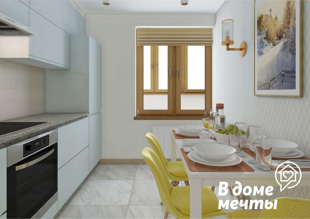 Как стильно и практично украсить окно на кухне? Присмотритесь к этим вариантам замены тюля, которые точно не придется стирать в химчистке!