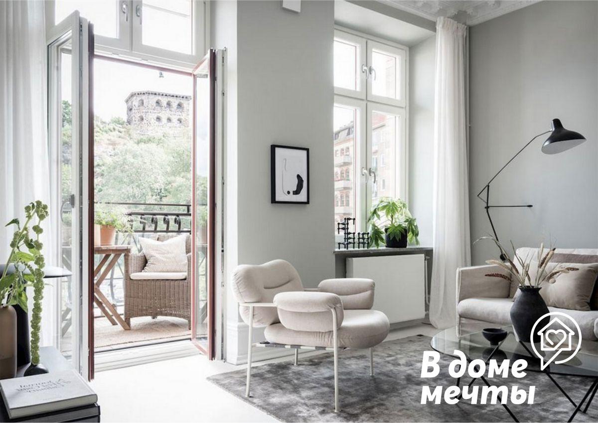 Как сделать квартиру светлее и уютнее? Используйте эти дизайнерские приемы!