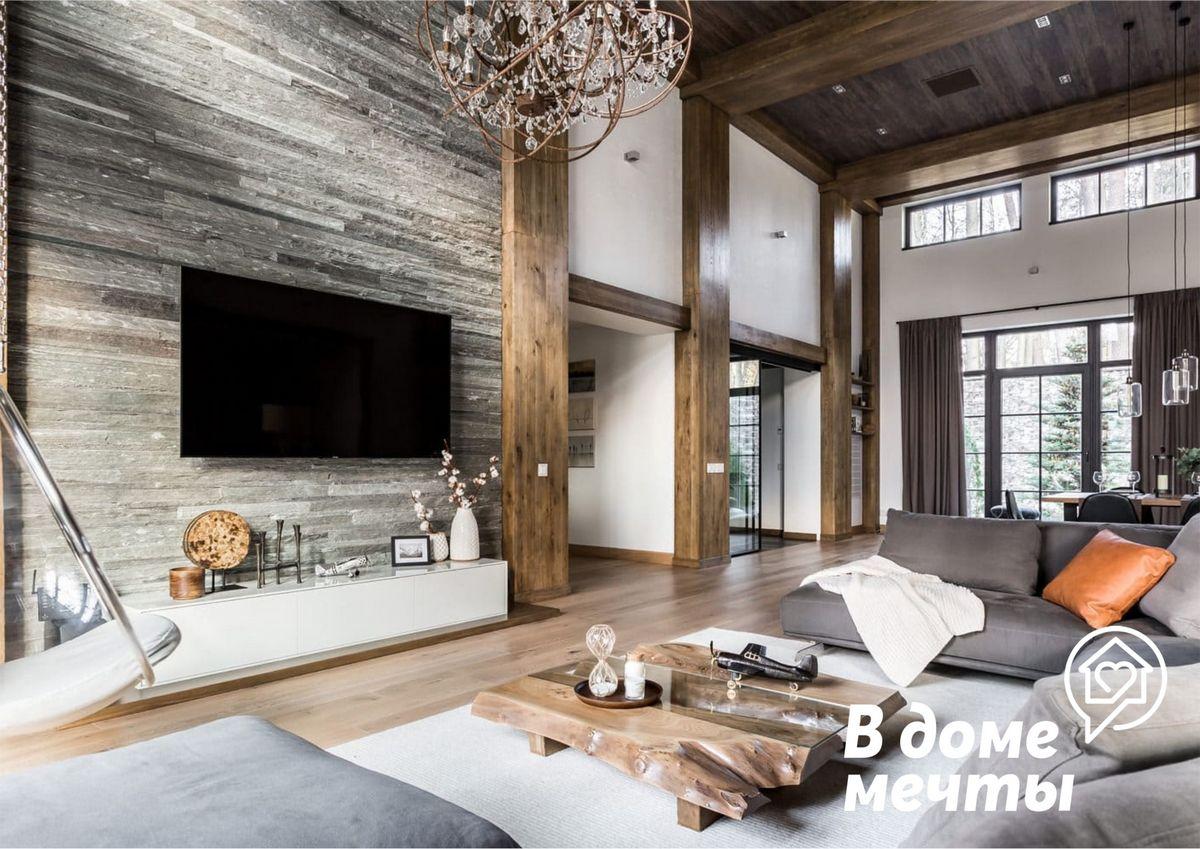 Хотите создать уют в доме? Используйте деревенский стиль рустик для оформления интерьера!