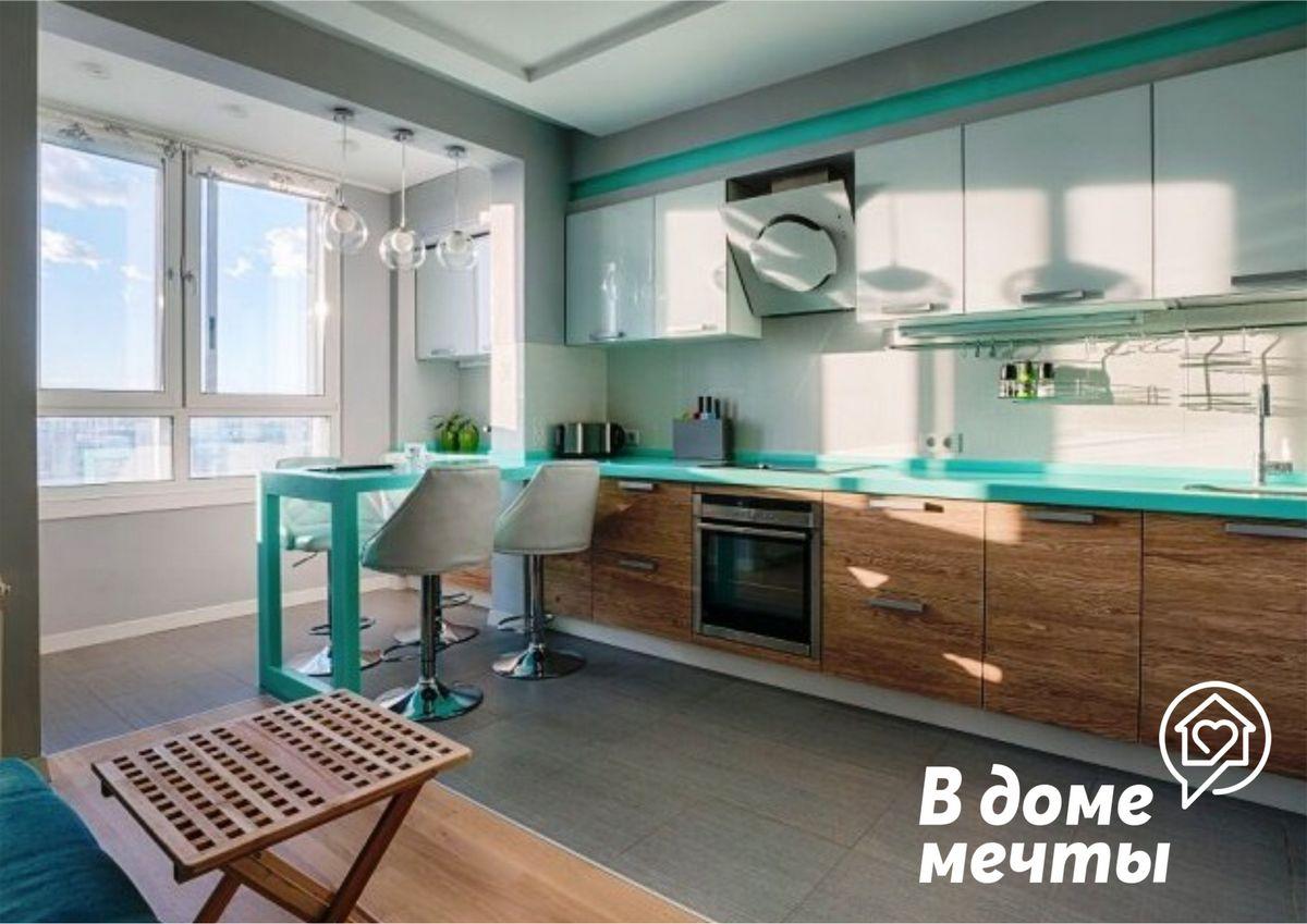 Как красиво оформить маленькую кухню? Возьмите на вооружение эти способы создания стильного интерьера!