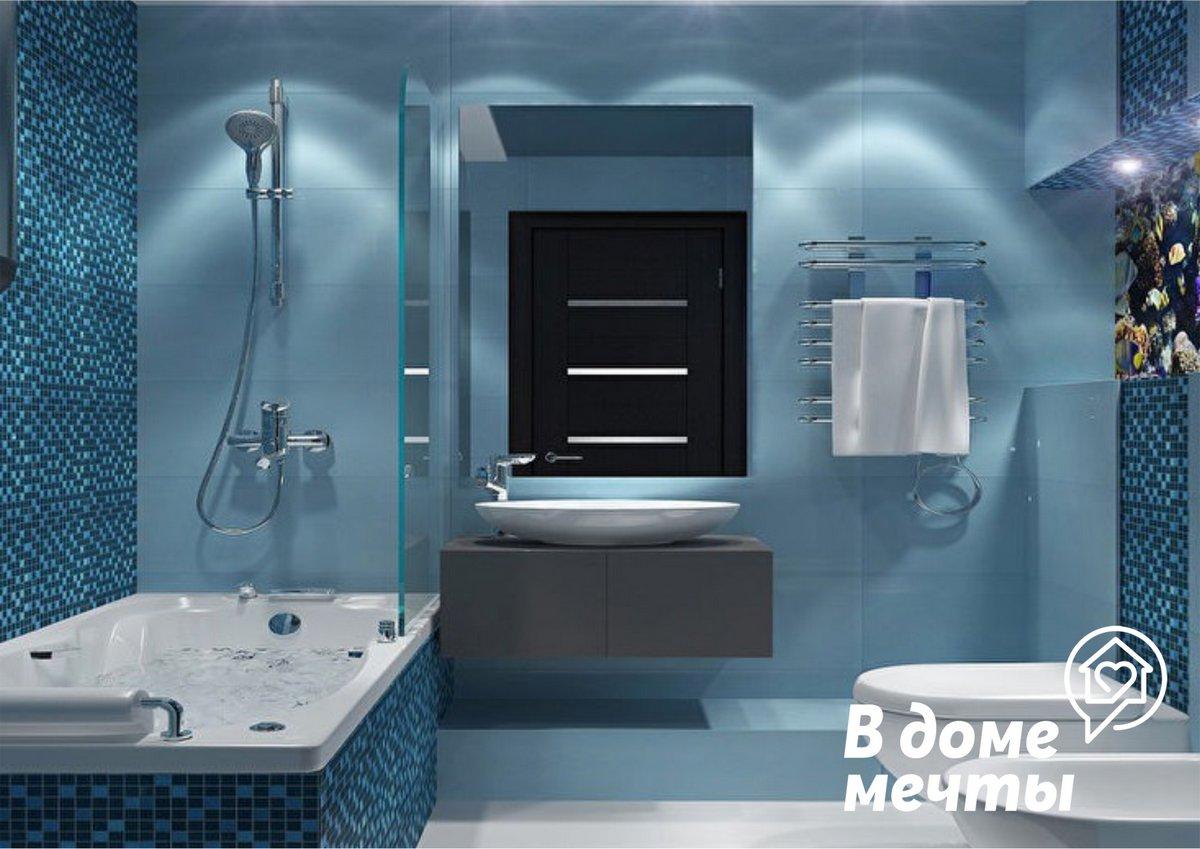 Топ-8 элементов декора для уютной ванной комнаты