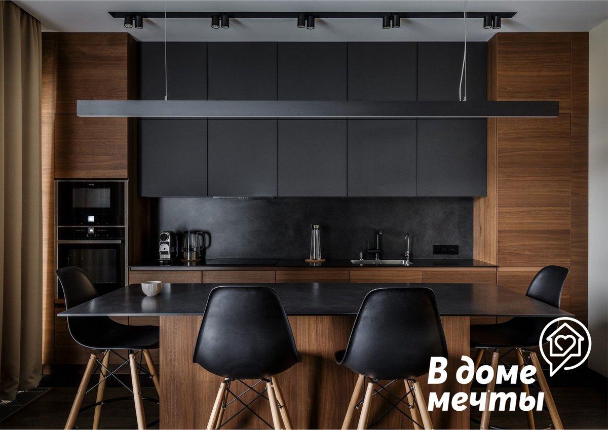Уместен ли черный цвет и домашнем интерьере? Представляем самые стильные идеи!