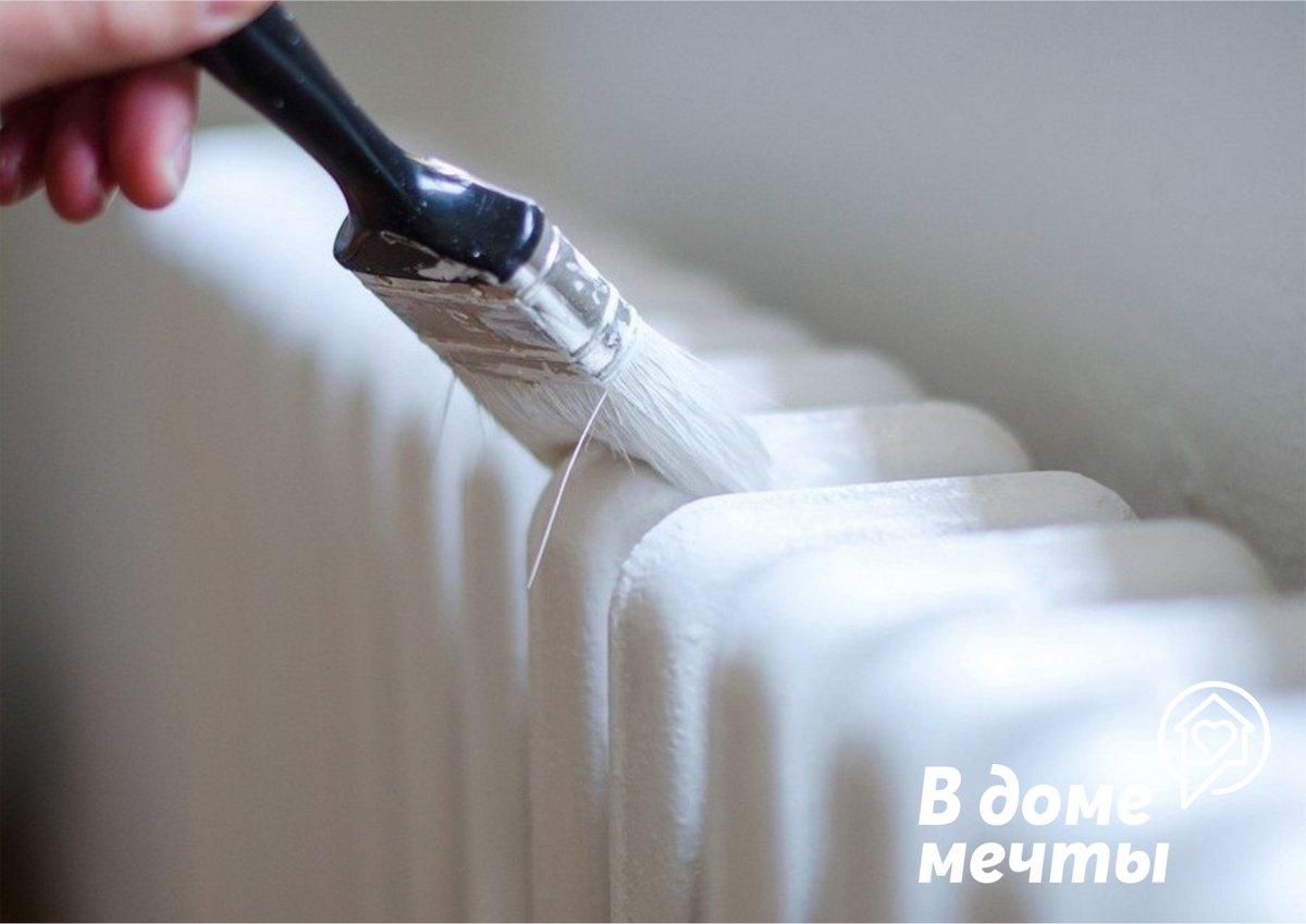 Как просто и быстро покрасить батареи? Посмотрите нашу простую пошаговую инструкцию!